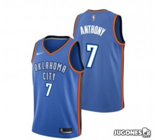 Camiseta thunder Anthony Jr