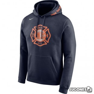 New York Knicks City Edition Nike Hoodie