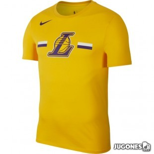 Camiseta Nike Los Angeles Lakers Jr