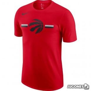 Camiseta Nike Dry Logo Toronto Raptors