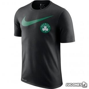Nike Logo Boston Celtics T-shirt