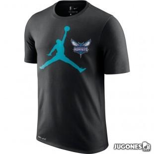 Camiseta Nike Charlotte Hornets Logo