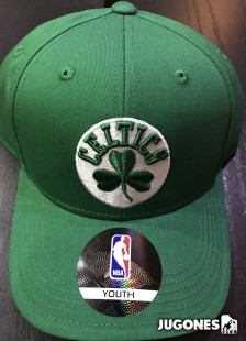 Boston Celtics Jr cap