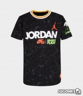 Camiseta Jordan School of Flight