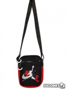 Jordan Jumpman crossbody mini Black