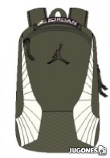 Mochila Jordan 12 Retro Pack