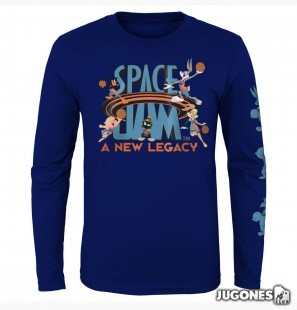 All In Logo Space Jam