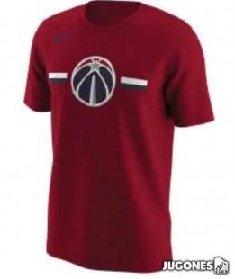 Camiseta Nike Washington Wizards Jr