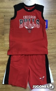 Conjunto Entrenamiento Chicago Bulls