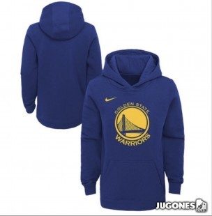 Sudadera Golden State Warriors Jr