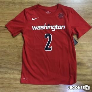 Camiseta NBA john Wall Jr