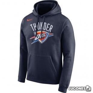 Sudadera Oklahoma City Thunder Logo