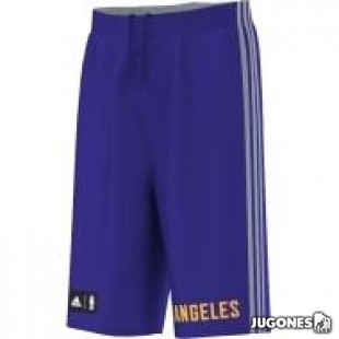 NBA kids Lakers reversible short