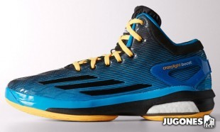 Adidas Crazylight Boost basketball shoes