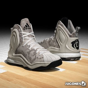 ADIDAS D Rose 5 Boost Superstar Edition (All Star)