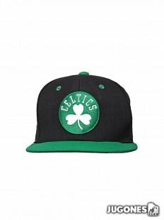 Adidas Celtics fitted hat