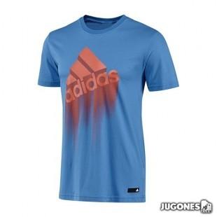 Camiseta ADIDAS Perf Rise
