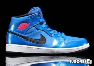 Air Jordan 1 Retro Mid BG Sport Blue