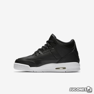 Jordan 3 Retro `Ciber Monday` (GS)