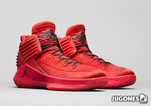 Air Jordan XXXII 'Rosso Corsa'''