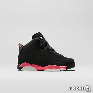 Nike Air Jordan 6 Infrared (PS)