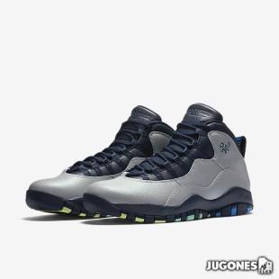 Jordan 10 Retro `Rio`