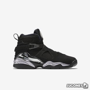 Nike Air Jordan 8 `Chrome` GS