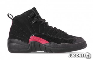Jordan 12 Retro`Rush Pink` GS