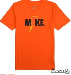 Jordan `Like Mike` Lightning T-shirt