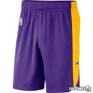 Los Angeles Lakers Nike Short