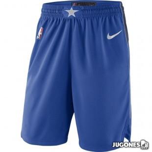 NBA Dallas Mavericks short