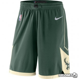 Nike Swingman Milwaukee Bucks