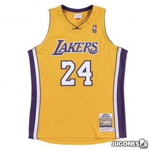 Authentic Jersey Los Angeles Lakers 2008-09 Kobe Bryant