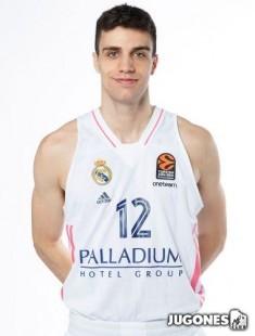 Real Madrid 2020/2021 Jr Carlos Alocén