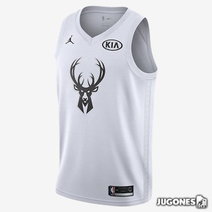 Camiseta NBA Swingman All Star Giannis Antetokounmpo