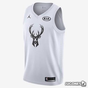 Camiseta NBA Swingman All Star Giannis Antetokounmpo