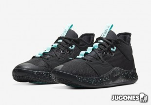 PG 3 Black Light Aqua