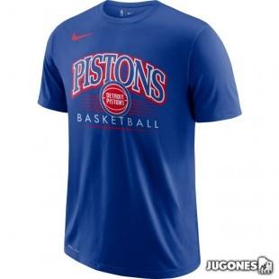 Nike Detroit Pistons t-shirt