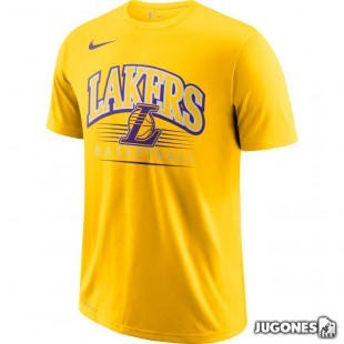 Camiseta Nike Angeles Lakers