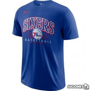 Camiseta Nike Philadelphia 76ERS