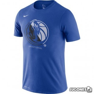 Nike Dallas Mavericks Tee