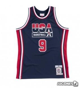 Camiseta NBA Autentica 1992 Michael Jordan