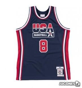 Camiseta NBA Autentica 1992 Scottie Pippen