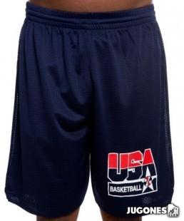 Pantalon corto entrenamiento Autentico USA