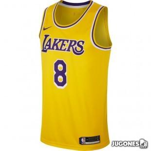 Camiseta Kobe Bryant Icon Edition Swingman