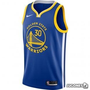 NBA Golden State Warriors Stephen Curry