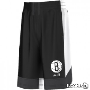 Kids Brooklyn Nets short