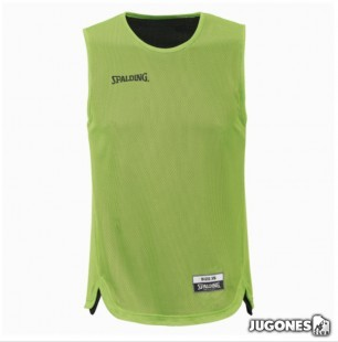 camiseta baloncesto reversible jr