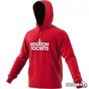 Sudadera ADIDAS Houston Rockets