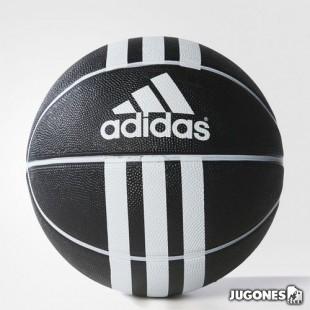 Balón Adidas Rubber X 3 Bandas Talla 6